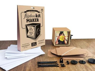 FlipBooKit MAKER CRAFT