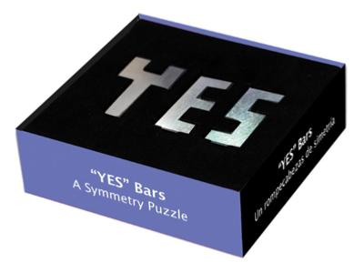 YES Bars - a symmetry puzzle