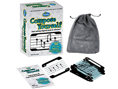 Compose Yourself - Musical Card Game