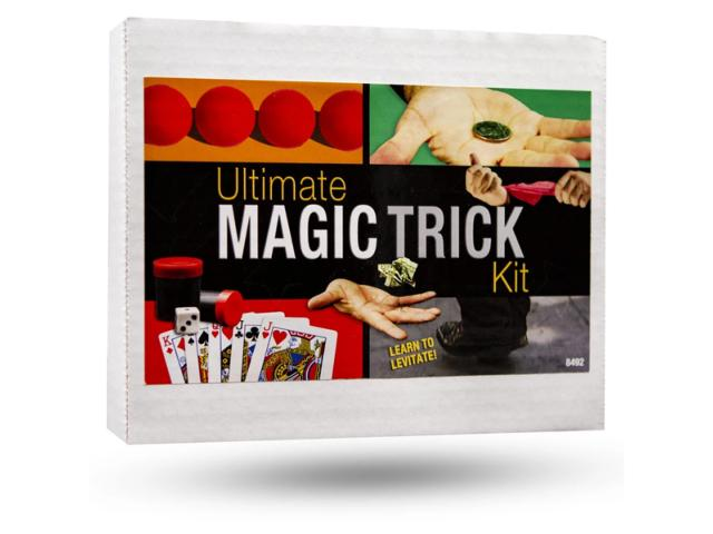 Ultimate Magic Trick Kit