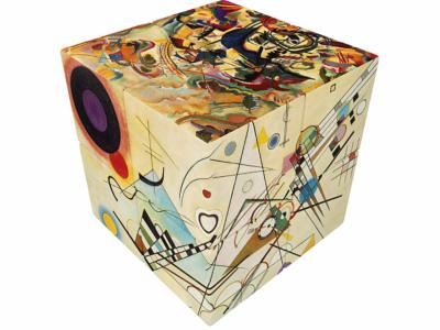 V-Cube 'Art Emotions' Kandinsky