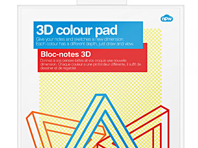 3D Colour Pad