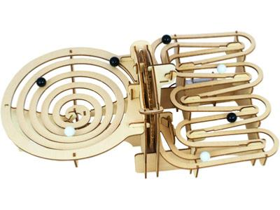 Engenius: Double Marble Run