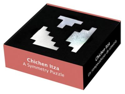 Chichen Itza - a symmetry puzzle