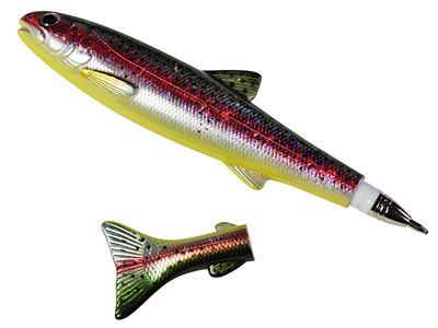 Rainbow Trout Pen