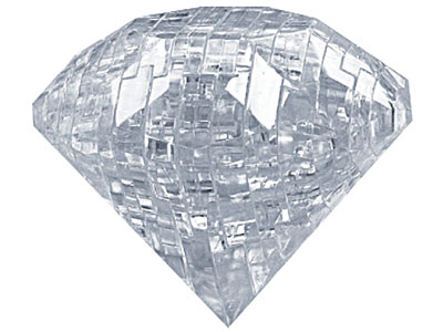 Crystal Puzzle - Diamond