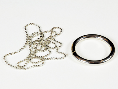 Ring on a Chain Trick