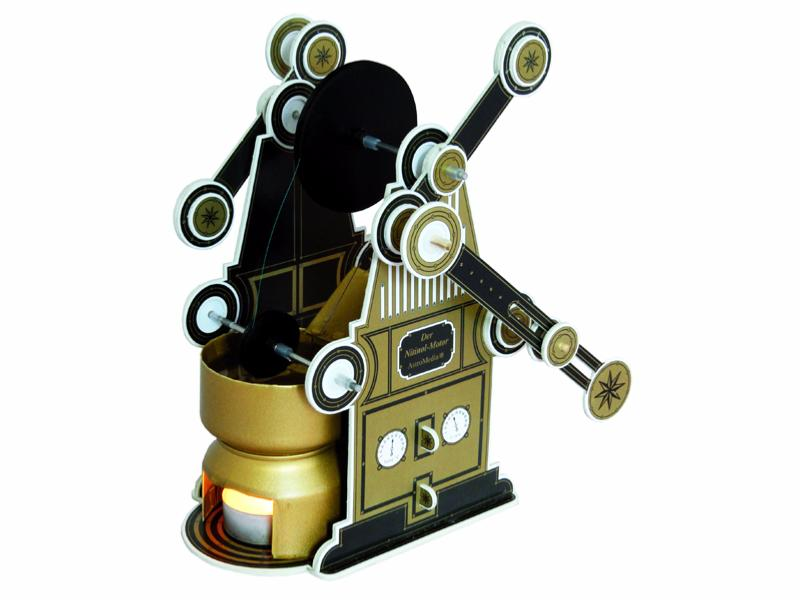 Nitinol Engine Kit