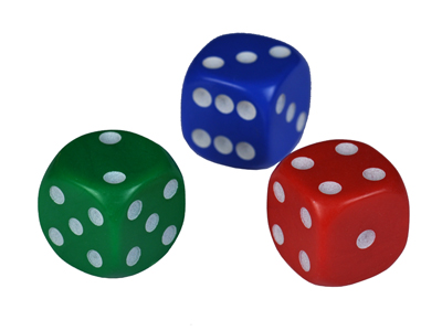 Non Transitive Dice - Set 2